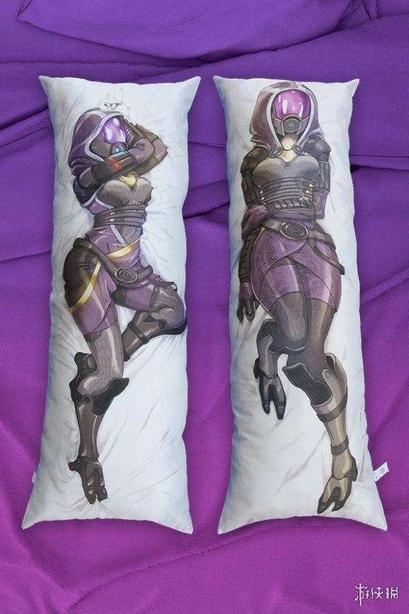 官方福利!《质量效应》推出人气外星少女等身枕套 !