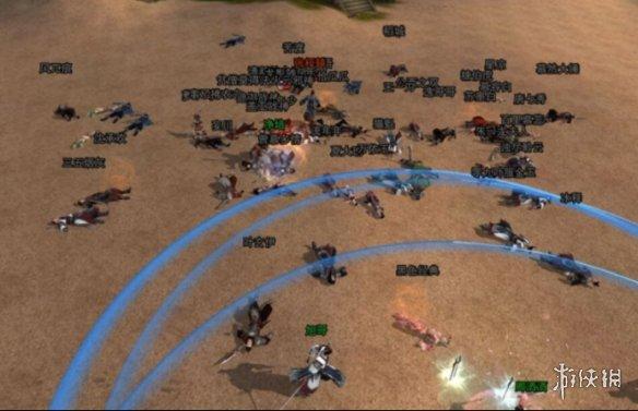 在缘起版,养老玩家们打了一场34小时的大攻防