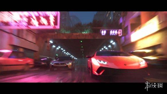 开放世界赛车游戏《无限驾驶:太阳王冠》 发售日公开