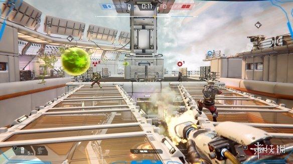 竞技射击游戏《雷能思之门》开发者讲述玩法 该作将于8月3日正式上线