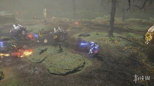 驾驶高达碾碎虫族 科幻动作游戏《黑风》2021年内发售
