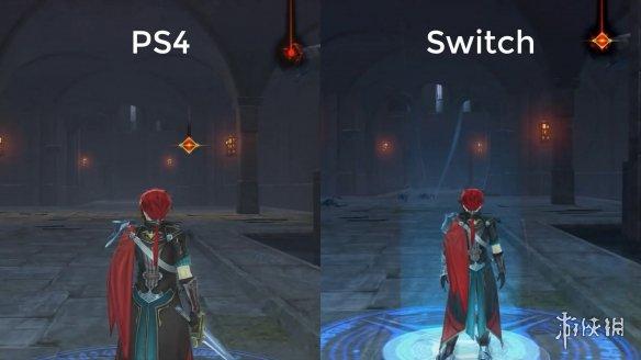 人气JRPG《伊苏9》PS4 vs Switch 画面对比视频公布