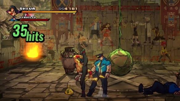 高能节:《怒之铁拳4》新DLC公布 7月15号Steam上线!