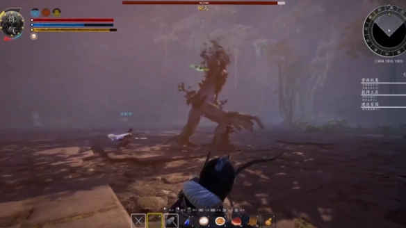 高能节:多人在线生存游戏《蛮荒志异:起源》新视频