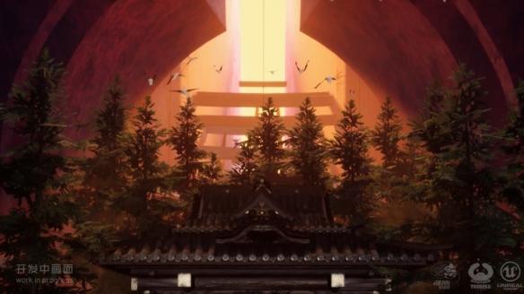 国产动作《生死轮回》首曝场景演示 2021年正式发售