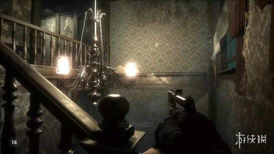国外大神制《生化危机1》虚幻4版 第一人称大战丧尸