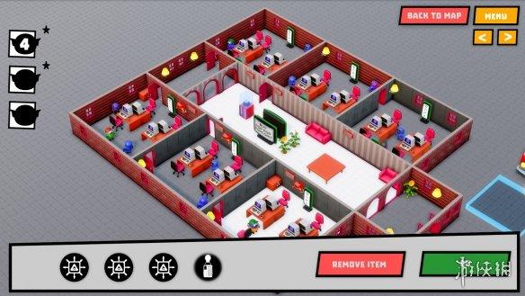 策略解谜类模拟游戏《应急模式》登Steam抢先体验!