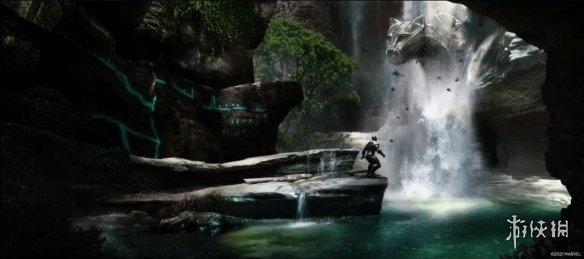 《漫威复仇者联盟》黑豹DLC概念图曝光 初窥瓦坎达!