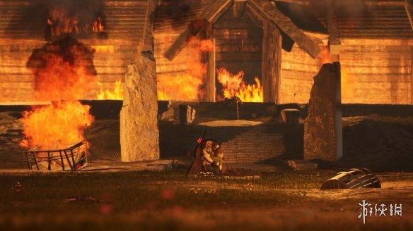 横版《刺客信条英灵殿》?动作冒险游戏《钢之歌》将于8月31日发售!
