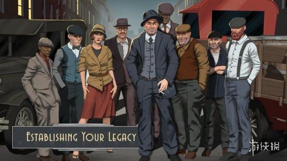 黑色的时代即将来临!模拟经营游戏《黑帮之城》8月9号发售