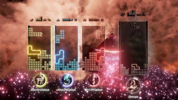《俄罗斯方块效应:连接》将于8月18日登陆PS4/PC 新增跨平台游戏及观众模式