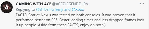 评论区:PS5 is better! Xbox官推:你喜欢就好