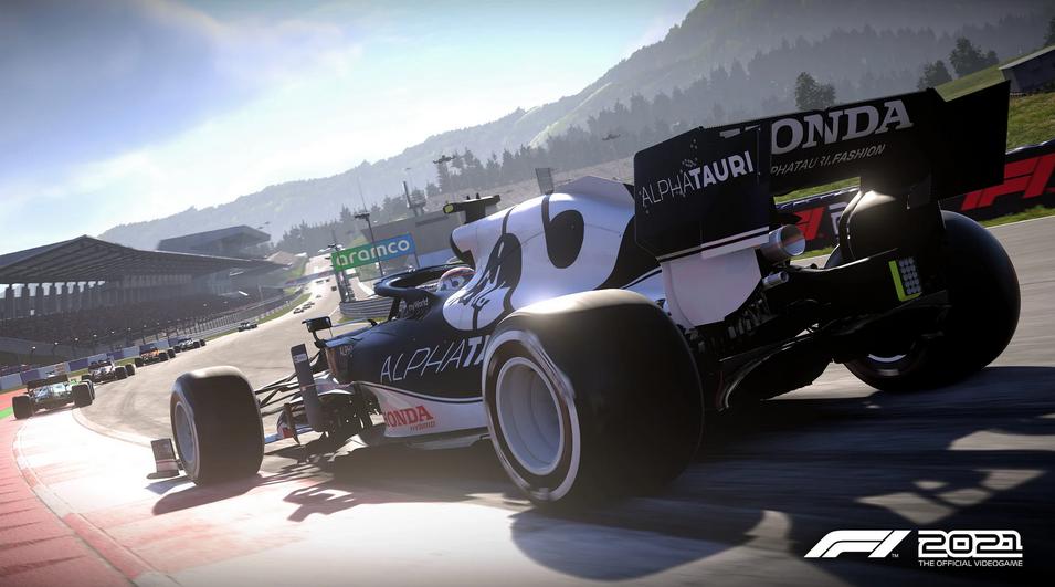 《F1 2021》PS5版存在性能问题 将移除光线追踪支持