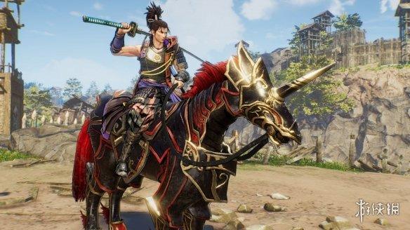 《战国无双5》DLC第一弹已发布 追加剧本与装备上线