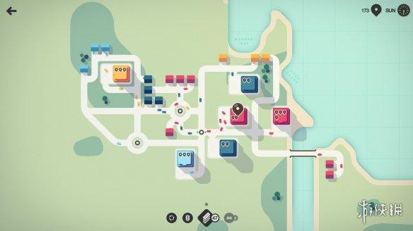 《迷你地铁》姊妹篇续作《迷你高速公路》Steam发售