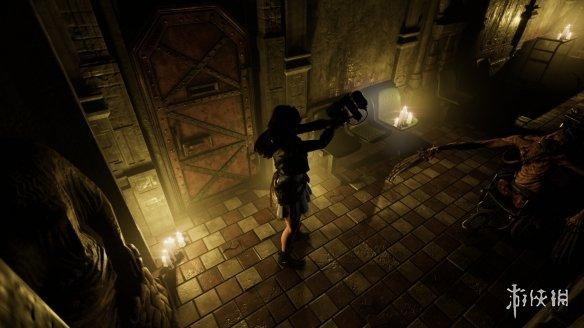 3D心理恐怖解谜游戏《痛苦的灵魂》游侠专题站上线