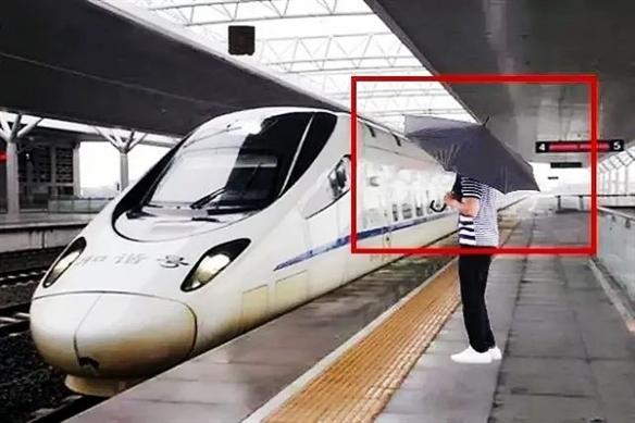 官方科普!高铁站台不能撑伞登热搜:引发激烈讨论!
