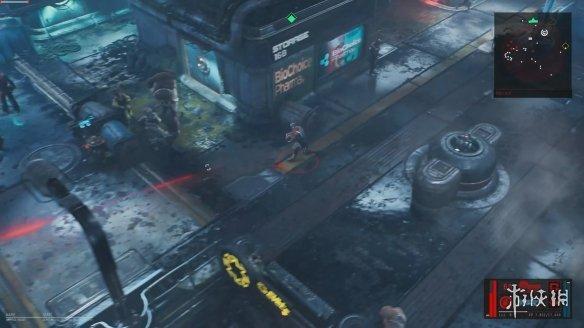 赛博朋克风ARPG游戏《上行战场》深度介绍视频公布