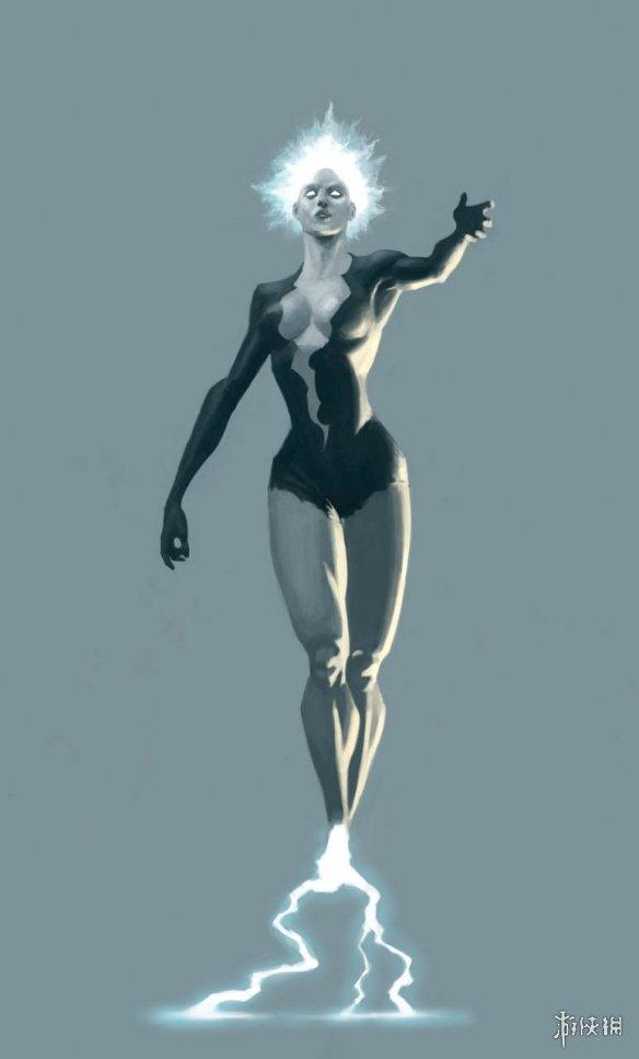 《超人》被砍游戏公开早期实机演示 角色概念图!