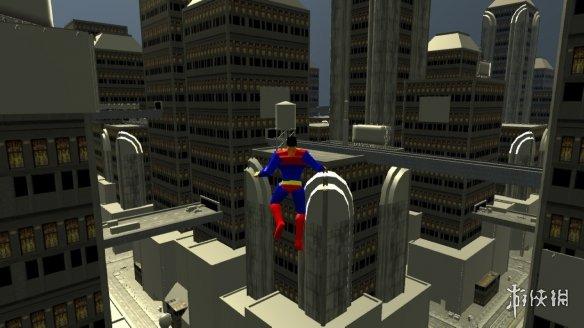 《超人》被砍游戏公开早期实机演示 展示氪星废墟、孤独堡垒等地图