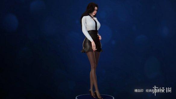 动作游戏《嗜血印》全新性感DLC:人气制服系列!