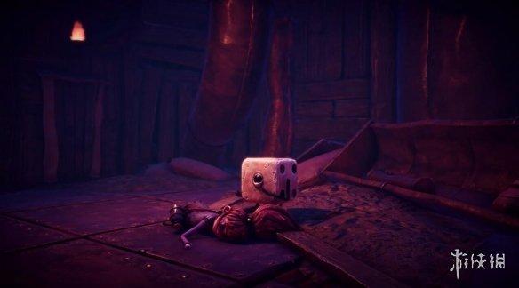 《随机消失》最新实机宣传片 主角与骰子伙伴合作无间