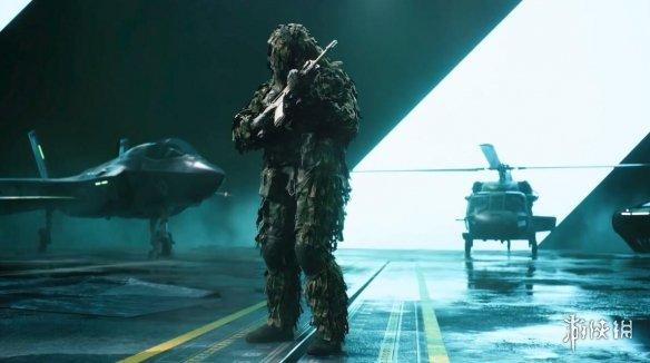 """《战地2042》""""战地门户""""宣传片 二战士兵VS未来士兵"""