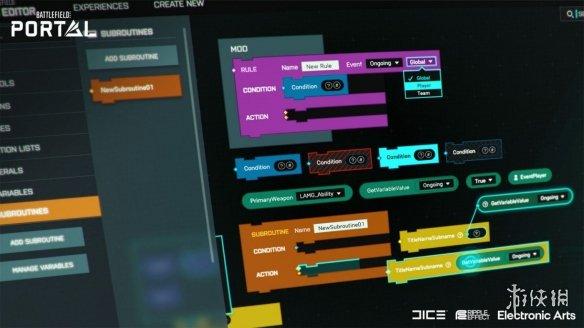 """《战地2042》""""门户""""系统说明 满足玩家的任何幻想!"""