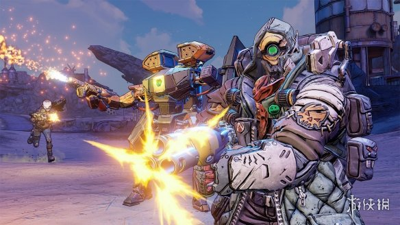 《无主之地3》顶级开发人员离开Gearbox成立工作室