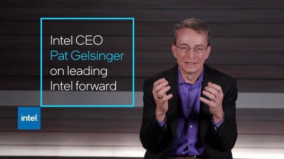 英特尔CEO:全球半导体短缺可能会持续到2023年!