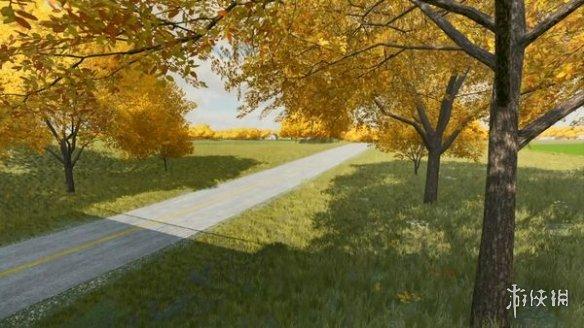 种田游戏《模拟农场22》新季节变化系统介绍视频公布