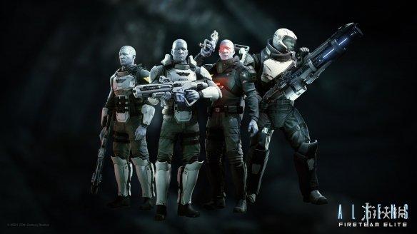 合作射击游戏《异形:火力小队》官推公布新敌人图片