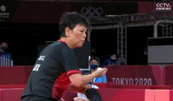 奥运乒乓球史上年纪最大的参赛者 上海阿姨五战奥运