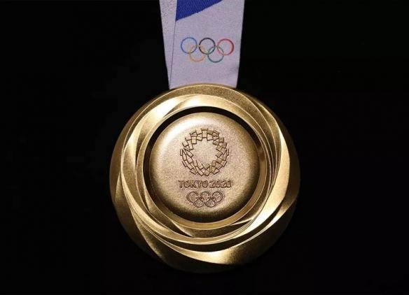 """奥运金牌都是镀金的?东京奥运会奖牌由""""废品""""转化而来"""
