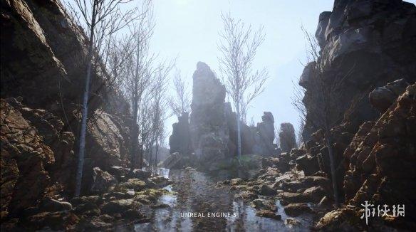 大神自制虚幻5打造《龙腾世纪审判》《星球大战》短片