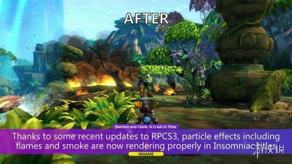 新版PS3模拟器已可畅玩《抵抗1&2》《瑞奇与叮当》!