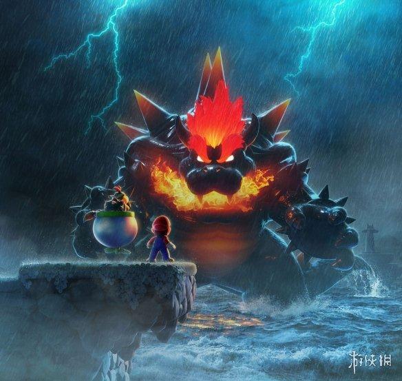 《马里奥3D世界+酷霸王之怒》成欧洲最畅销实体游戏