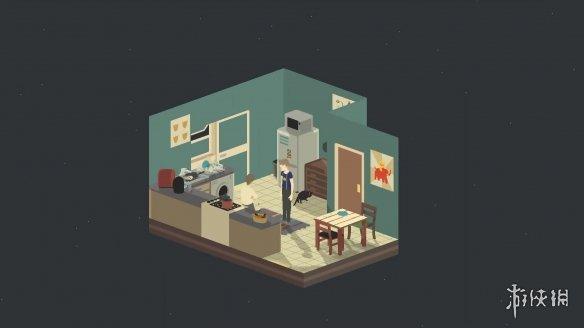 同居好基友即将分别 叙事游戏《昨日难留》7月30日发售