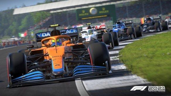 游戏销量猛增!周销榜新鲜出炉:《F1 2021》获冠军!