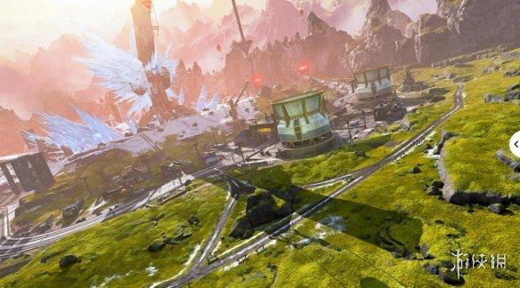 """《Apex英雄》第十赛季玩法预告 """"世界边缘""""迎来重生"""