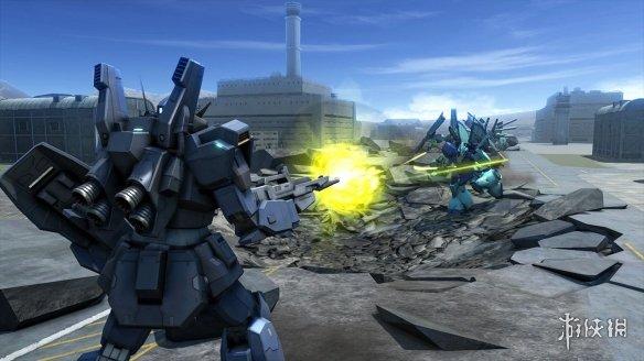《机动战士高达:激战任务2》全新开场动画 最高可6VS6多人游戏