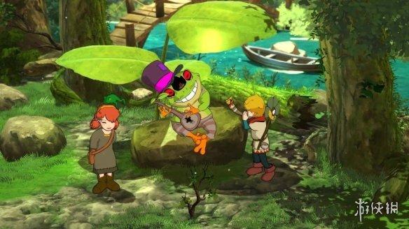 动作冒险游戏《巴尔多:猫头鹰守卫者》公布预告片