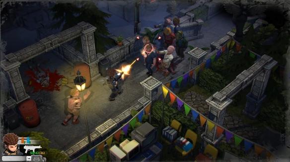 《【天游代理注册】迷宫探索类第三人称射击游戏《秘馆疑踪2》游侠专题站上线》
