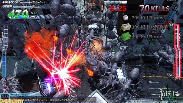 《地球防卫军4.1》移植到Switch 于2022年在日本发售