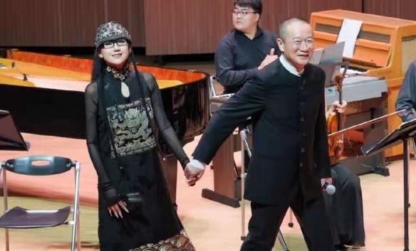 63岁杨丽萍身材如此完美!点赞奥运开幕式「阴间」舞蹈