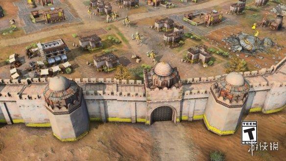 《帝国时代4》公布新预告:使用智慧知识发展的帝国阿巴斯