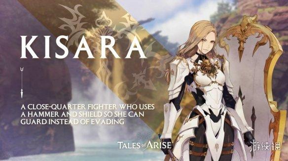 《破晓传说》角色预告片 使用锤子和盾牌的御姐战士