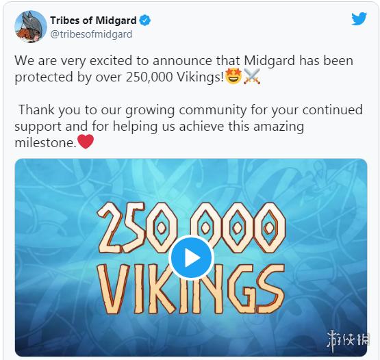 动作RPG《米德加德部落》销量破25万!多人模式可最多支持10人合作