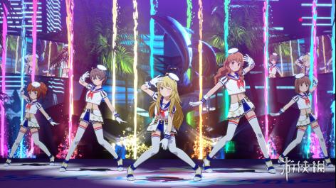 《偶像大师:璀璨之季》8月5日将于PS4推出试玩版!包含《SESSION!》等三首歌曲