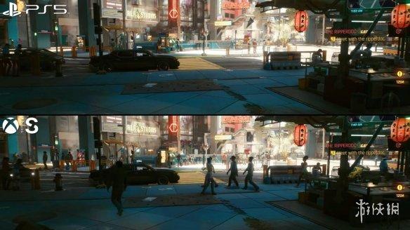《赛博朋克2077》1.23补丁 PS5已经可以稳定60帧游玩